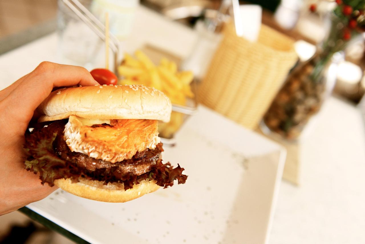 Amerikanerne elsker hamburgerne sine, og etter et New York-besøk er det ikke umulig at du gjør det samme.