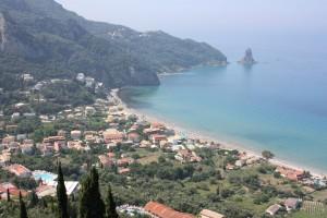 Agios Gordis på Korfu