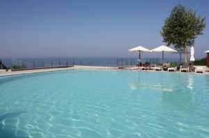 Ermones - Grand Mediterraneo Resort & Spa strand basseng