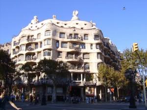 La Pedrera, Barcelona med Ving