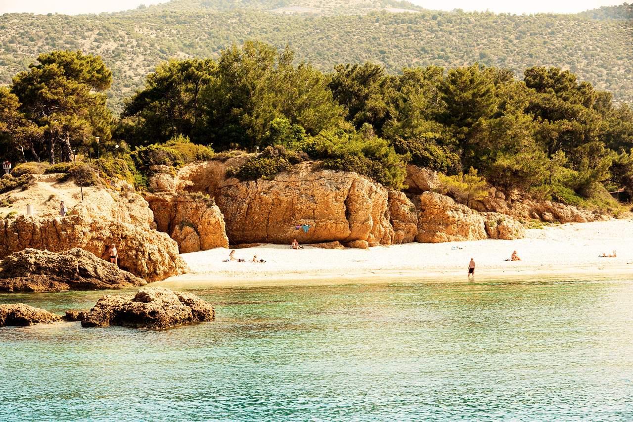 Bildetekst: Potos er stedet for deg som drømmer om sol, badeliv og late dager på stranden.