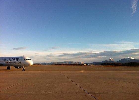 Thomas Cook Airlines flyr nå fra Nord-Norge.