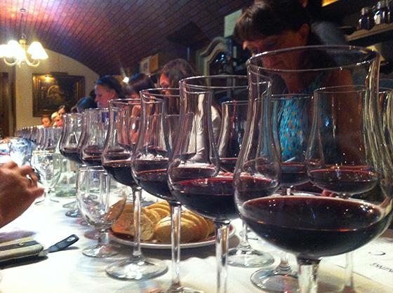 Vinsmaking var en ny og spennende opplevelse.