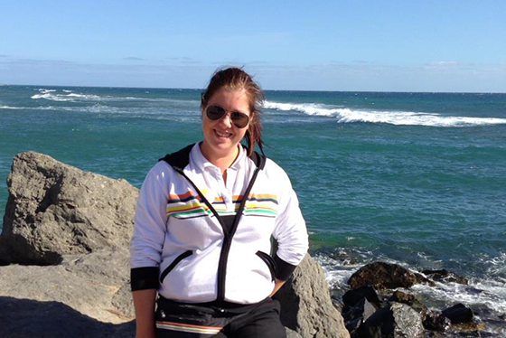 Therese blogger fra sin hverdag på Gran Canaria.