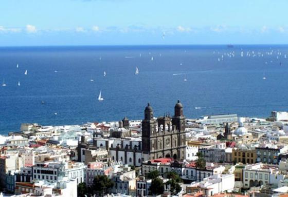 Du bør ta deg tid til å besøke Las Palmas.