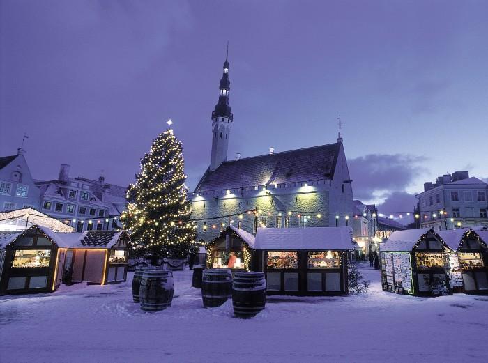 Julemarked Tallin