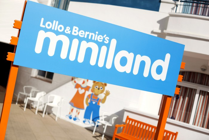 Sunwing Mini Land