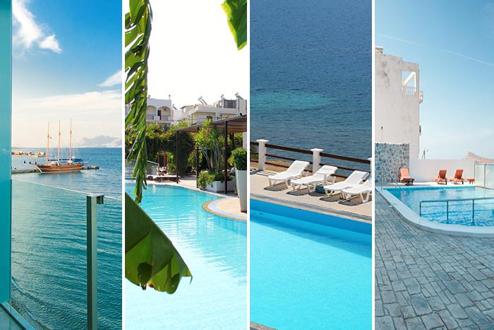 Kos Aktis, Peridis Family Resort, Porto Potha og Massouri Beach