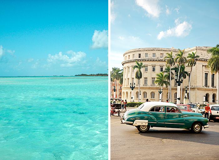 Varadero og Havana