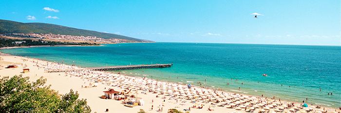 Prøv Sunny Beach i 2015