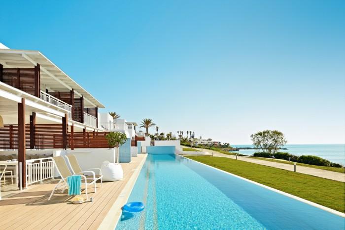 Swim Out-leiligheter på Sunwing Kallithea Beach på Rhodos