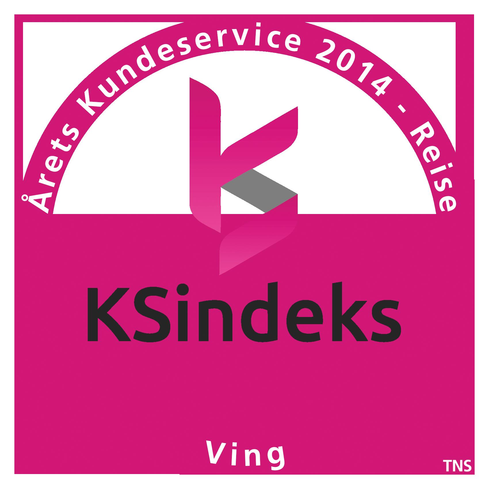 kundeserviceprisen logo