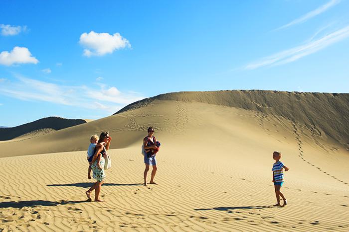 2bc35b0a7 4 gode grunner til å ta med barna utenlands | Vings reiseblogg