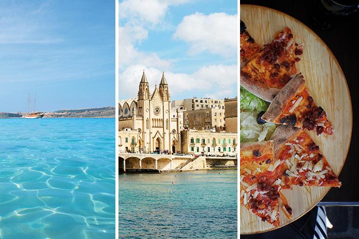 Reis til Malta!