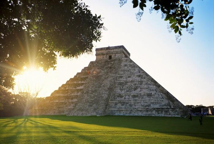 Chichen Itza, Yucatan Peninsula.