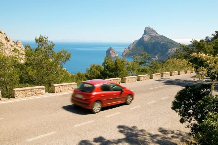 Ut på tur, aldri sur! Lei bil og dra på oppdagelsesferd på Mallorca.