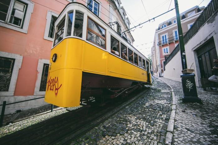 Får användas fritt i norden. Lissabon