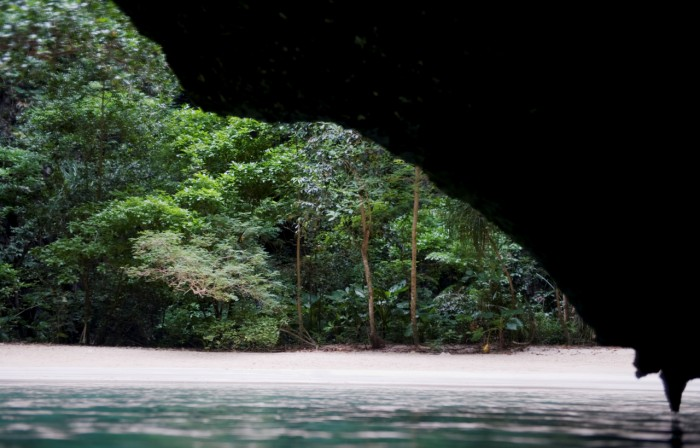 Thailand, Koh Mook, Emerald Cave, hk, 08