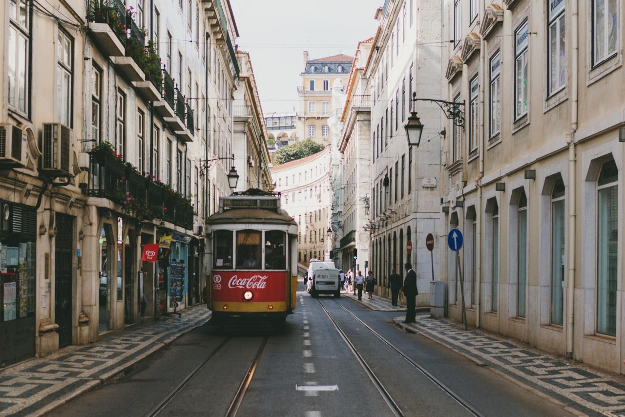 PORTUGISISK FAVORITT: Lisboa er blant de mest populære storbyene.
