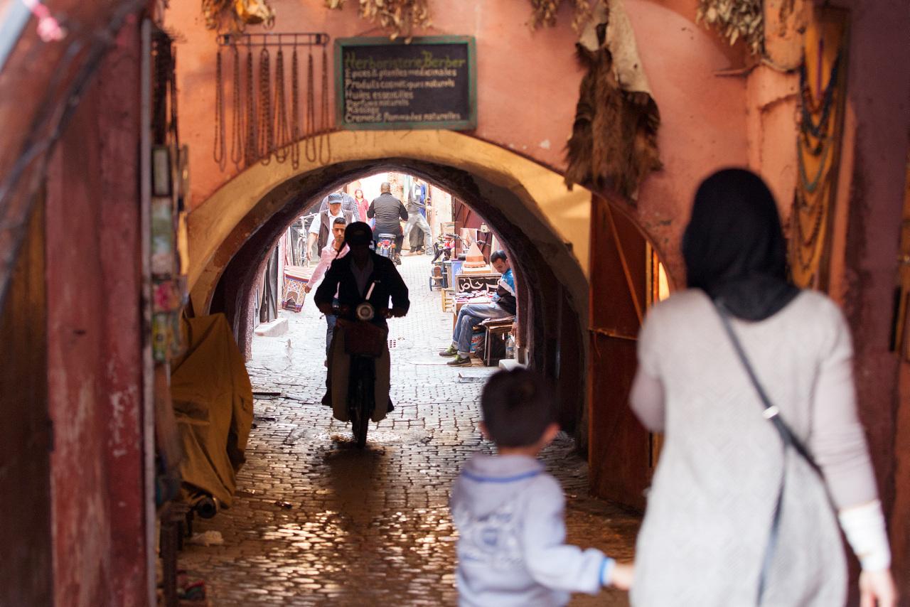EKSOTISK STORBY: Marrakech byr på storbyopplevelser utenom det vanlige.