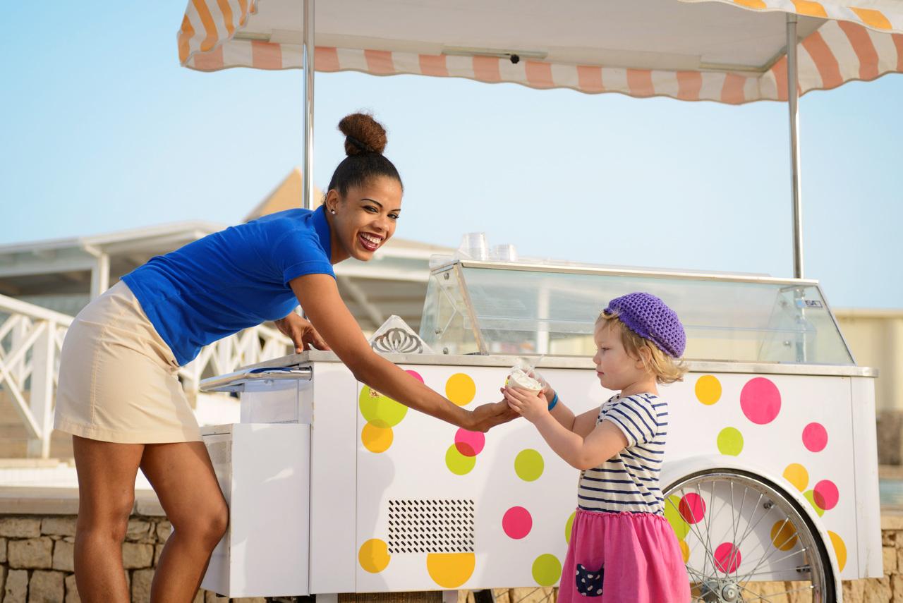 BARN I STORBY: Både barn og voksne kan kose seg på storbytur.
