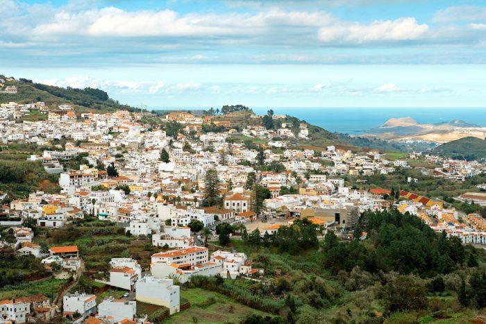 Gran Canarias mest sjarmerende småbyer
