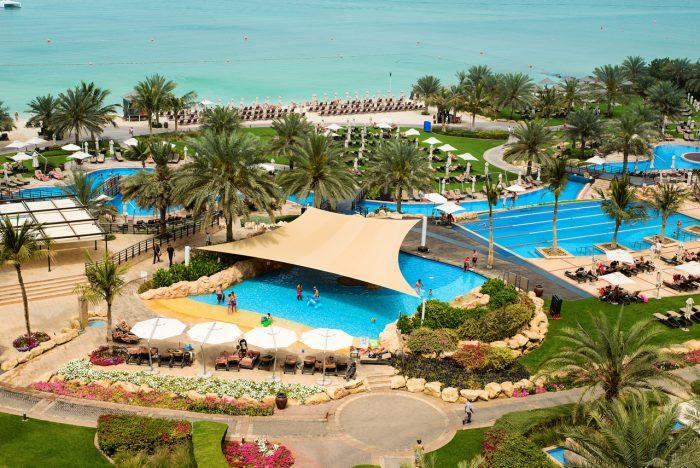 The Westin Mina Seyahi, Dubai, Förenade Arabemiraten. DXBWEDU