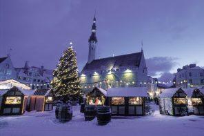 Dette er årets beste julemarkeder