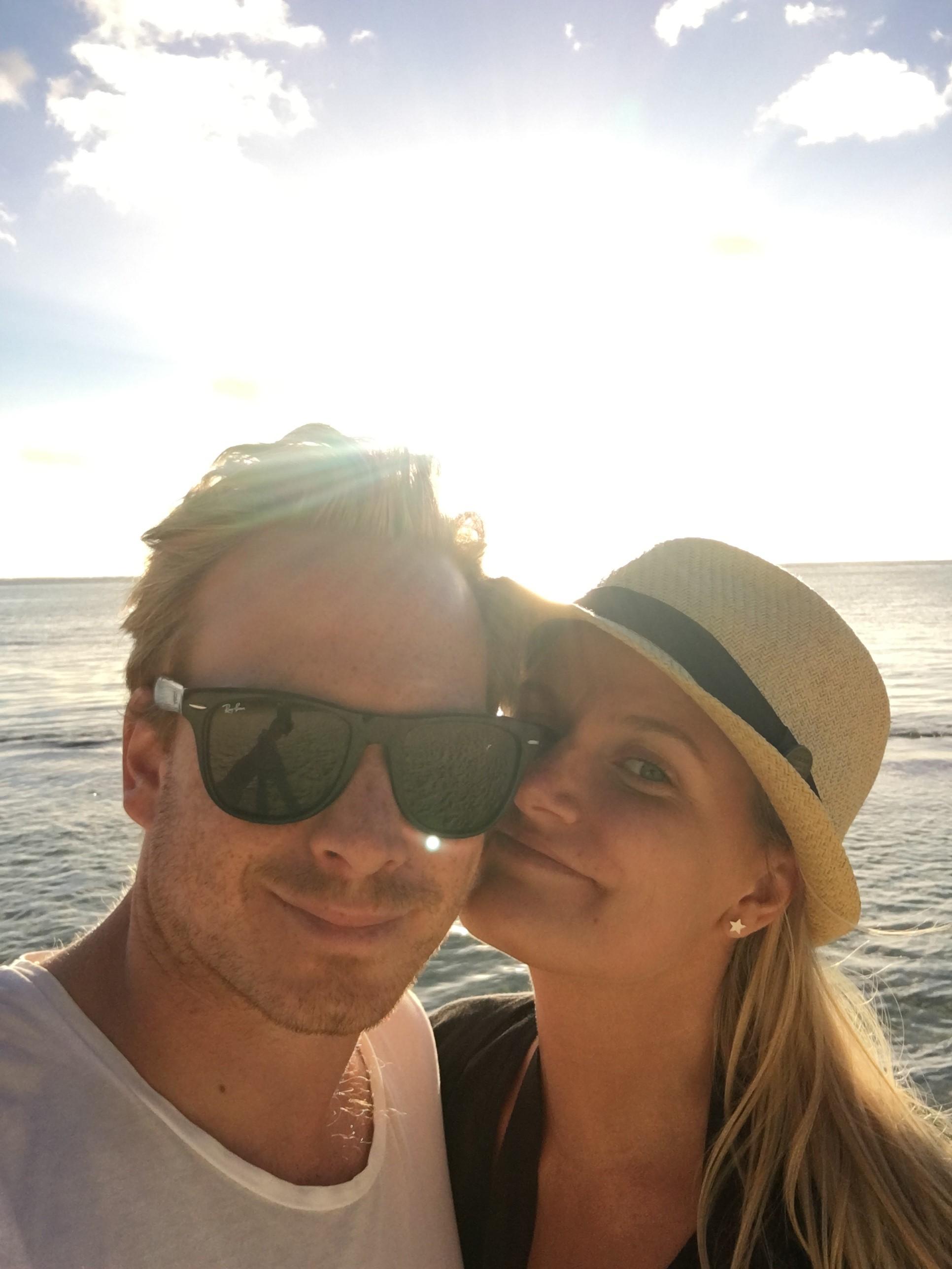 SPANSK SOMMER: Reiserådgiveren Anne Nygaard skal til Cala d'Or på Mallorca. Der skal hun og kjæresten leie bil og dra på oppdagelsesferd, og ikke minst – spise masse god, spansk mat. Foto: Privat