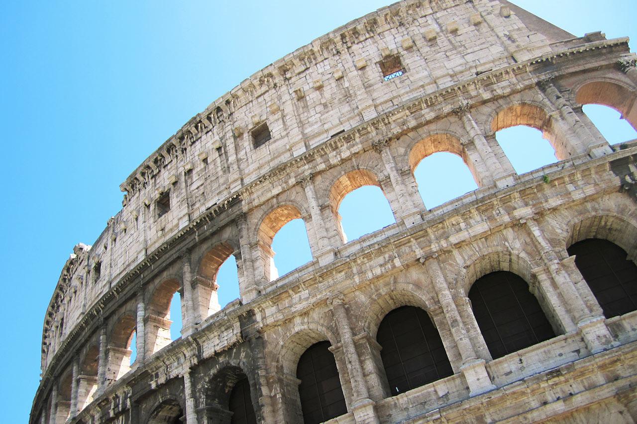 Nordmenns storbyfavoritter: Roma