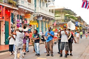 7 typiske New Orleans-opplevelser