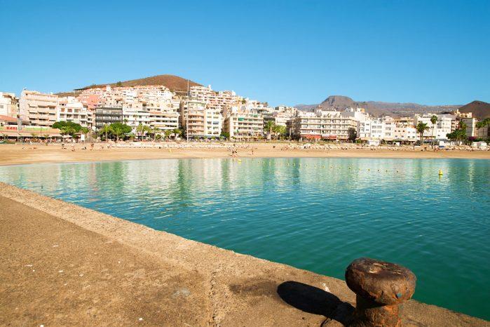 LOS CRISTIANOS: Dette er reisemålet for voksne som reiser uten barn, og de som er ute etter litt mer genuine ferieopplevelser.