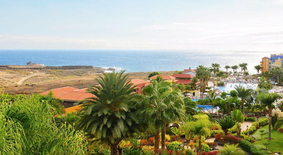 PLAYA PARAISO: Dette reisemålet passer perfekt for deg som foretrekker avslappende hotelliv i rolige omgivelser.