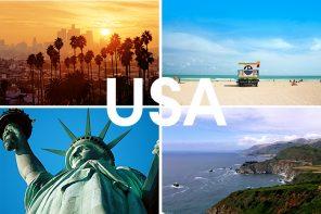 Roadtrip i USA: Fra kyst til kyst