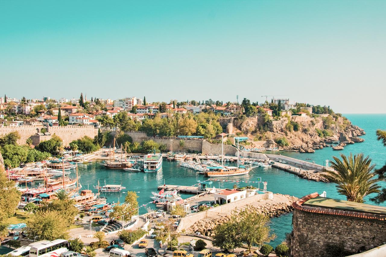 tyrkia i sommer