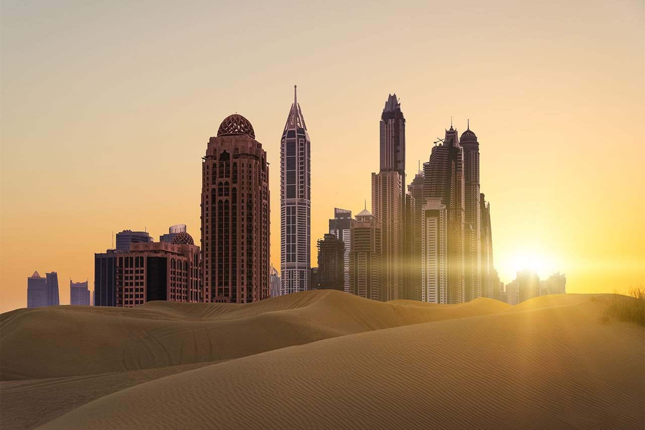 Få mer ut av mellomlandingen i Doha