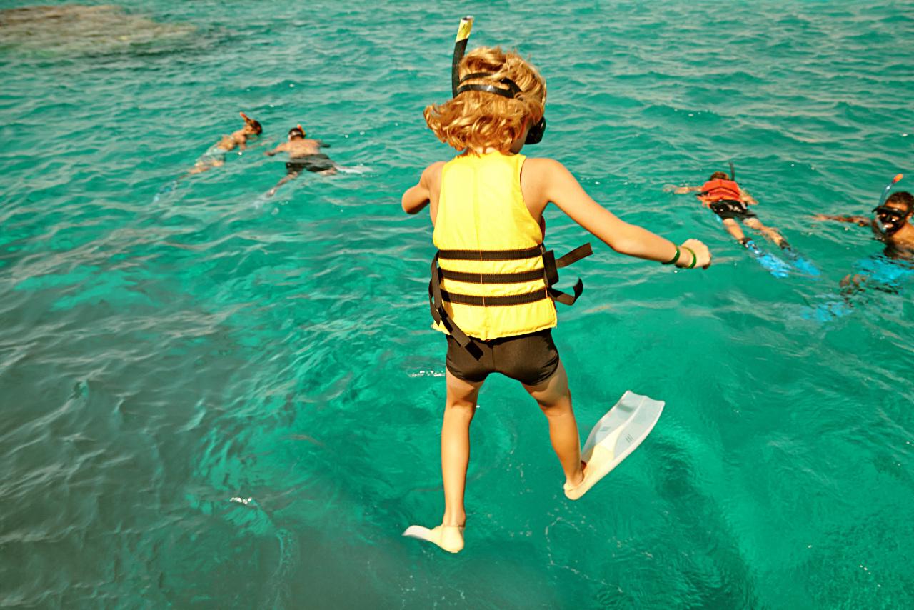 Familievennlige opplevelser i Hurghada