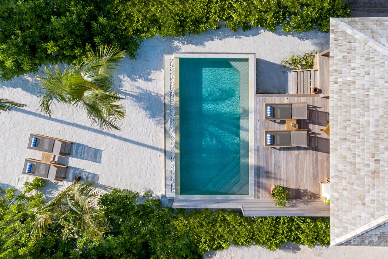 Bildetekst: Det er ikke en selvfølge at du trives best i en water villa når du reiser til Maldivene ...