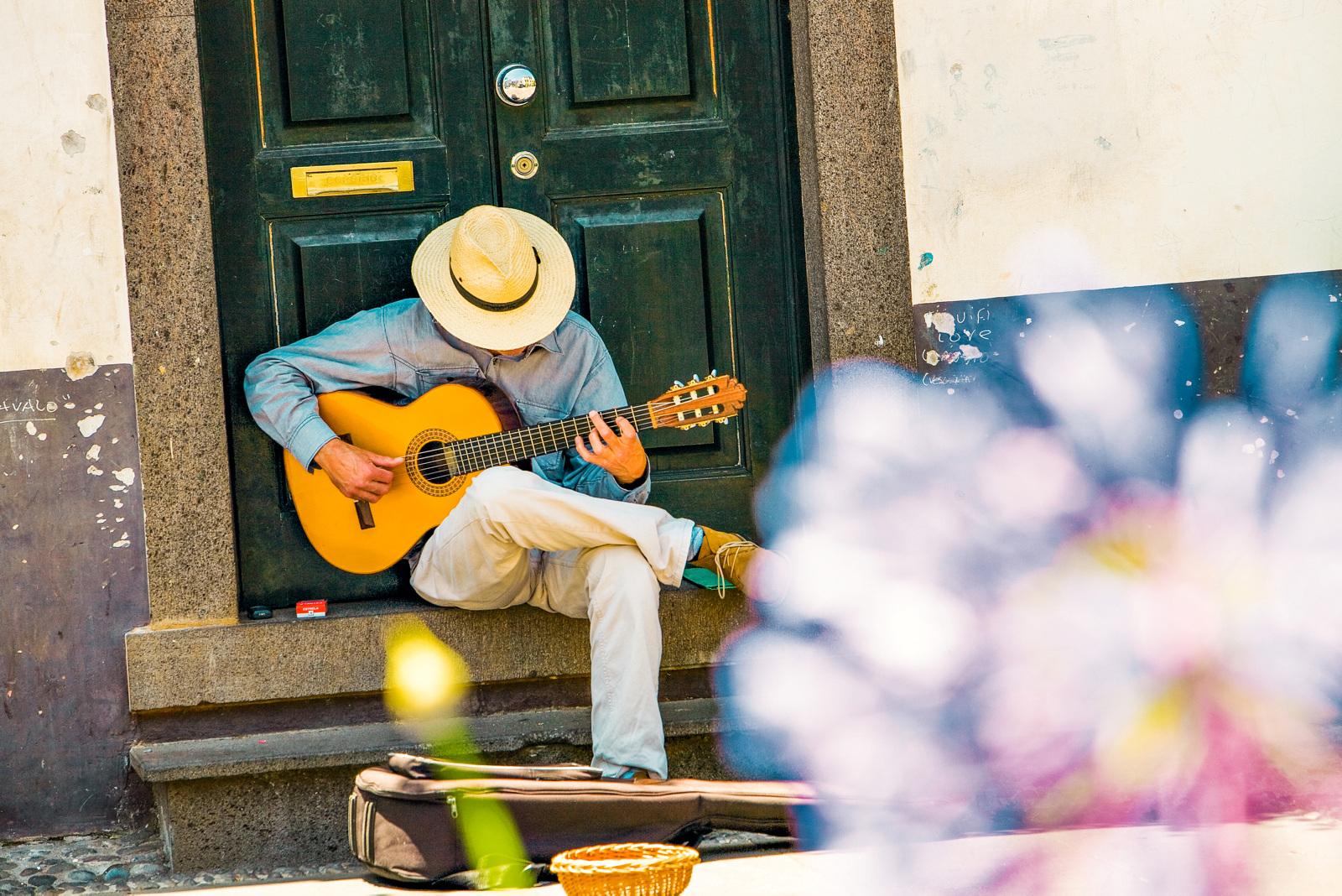 Bildetekst: I motsetning til mange andre populære ferieøyer har Madeira klart å beholde sitt særpreg.