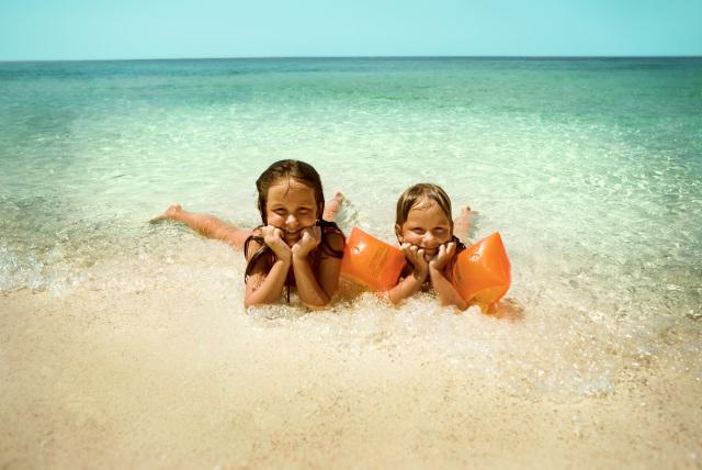 Ta med barna til Maldivene i sommer